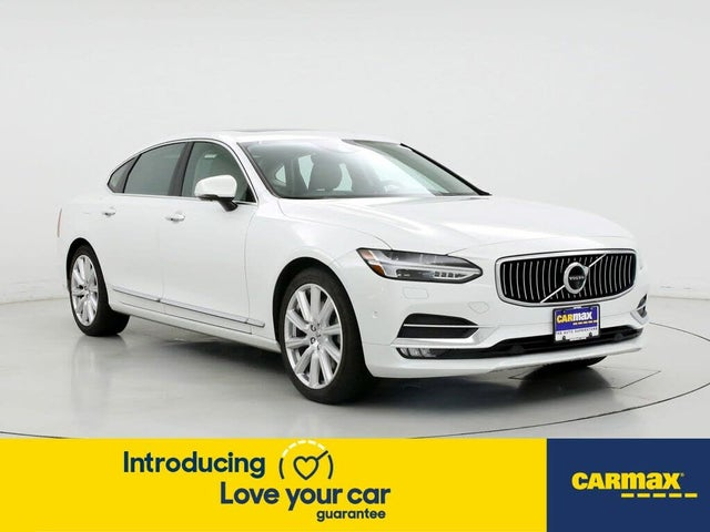 2018 Volvo S90 T6 Inscription AWD
