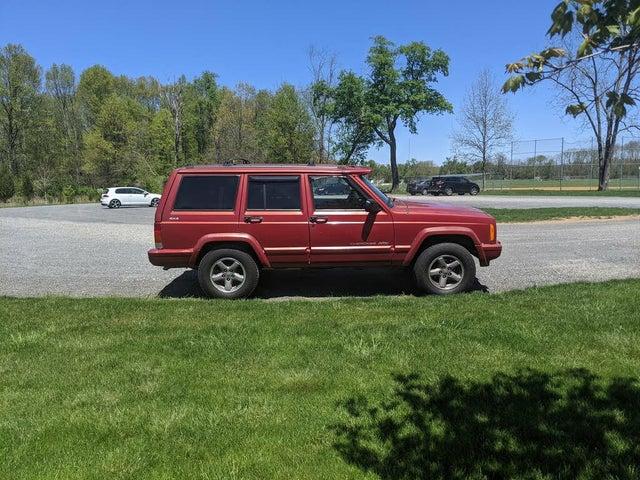 1998 Jeep Cherokee Classic 4-Door 4WD
