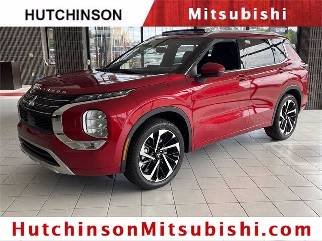 2022 Mitsubishi Outlander SEL AWD