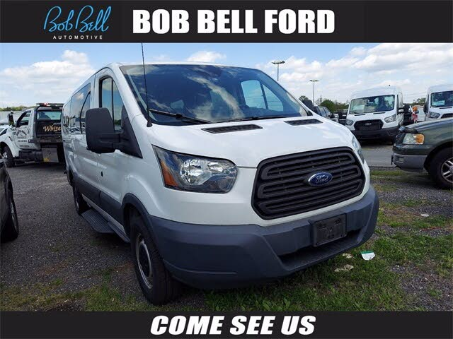 2017 Ford Transit Passenger 350 XL Low Roof LWB RWD with Sliding Passenger-Side Door