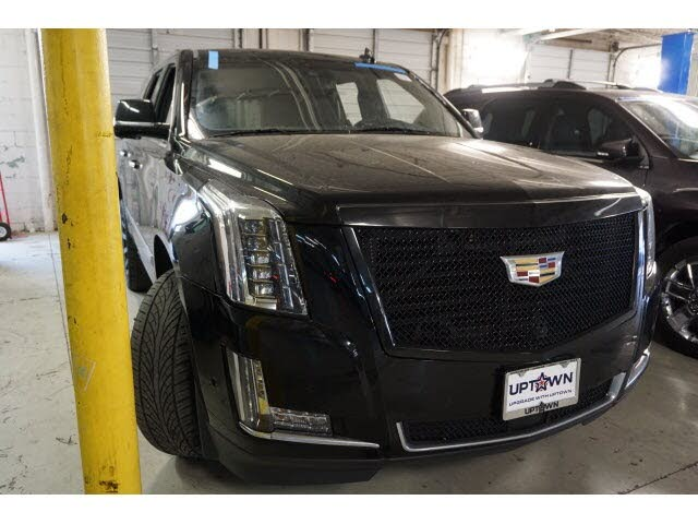 2018 Cadillac Escalade Platinum RWD