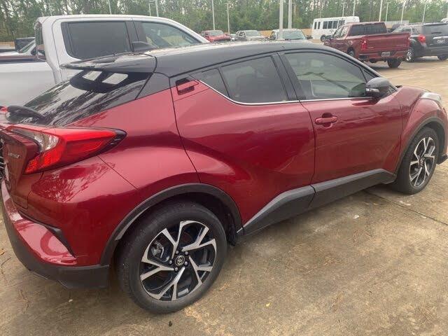 2019 Toyota C-HR LE