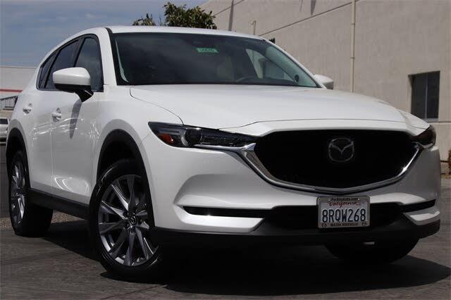 2020 Mazda CX-5 Grand Touring Reserve AWD