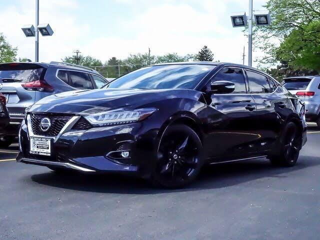 2020 Nissan Maxima SR FWD
