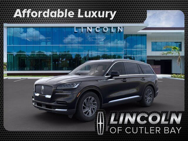 2021 Lincoln Aviator RWD