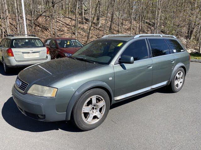 2001 Audi Allroad 2.7T quattro Wagon AWD