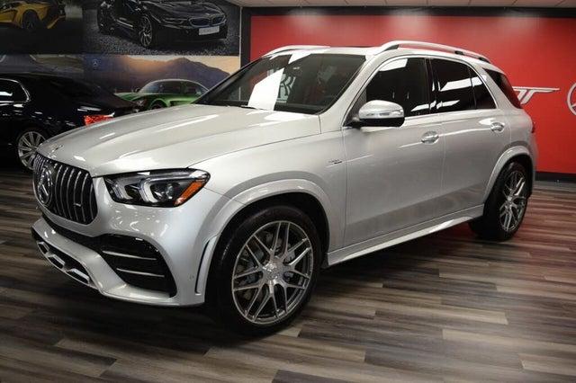 2021 Mercedes-Benz GLE-Class GLE AMG 53 4MATIC+ AWD