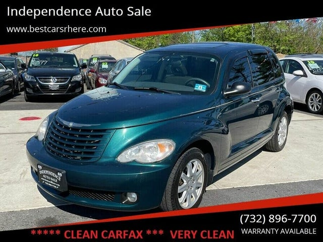 2009 Chrysler PT Cruiser Touring Wagon FWD