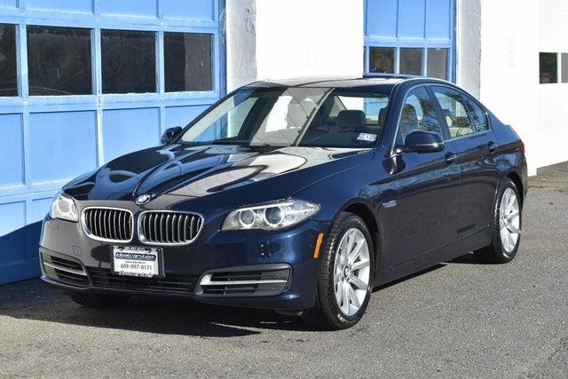 2014 BMW 5 Series 535i xDrive Sedan AWD