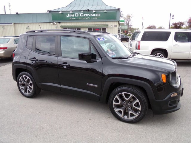 2016 Jeep Renegade Latitude FWD