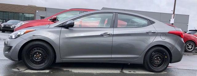 2013 Hyundai Elantra GL Sedan FWD
