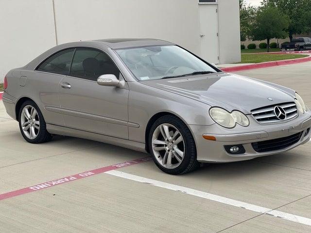 2006 Mercedes-Benz CLK-Class CLK 350 Coupe