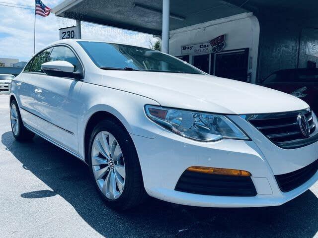 2011 Volkswagen CC 2.0T Sport FWD