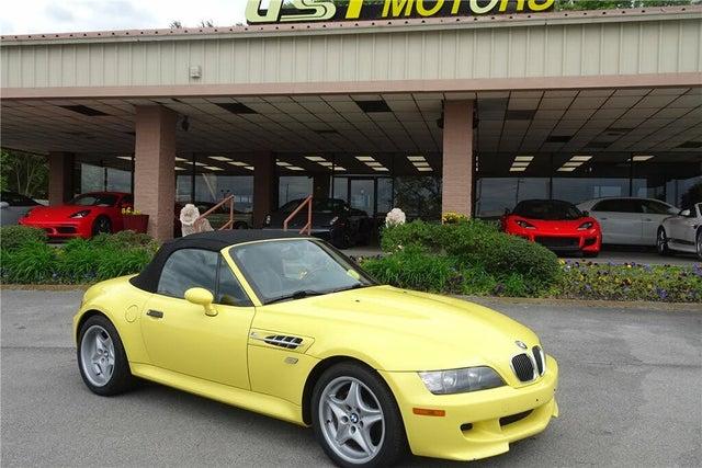 2000 BMW Z3 M Roadster RWD