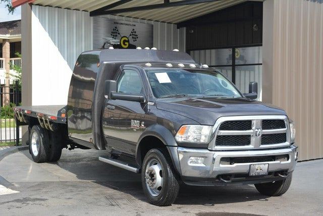 2016 RAM 5500 Chassis LWB DRW 4WD