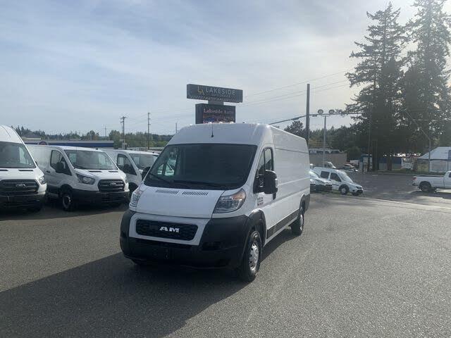 2019 RAM ProMaster 3500 159 High Roof Extended Cargo Van FWD