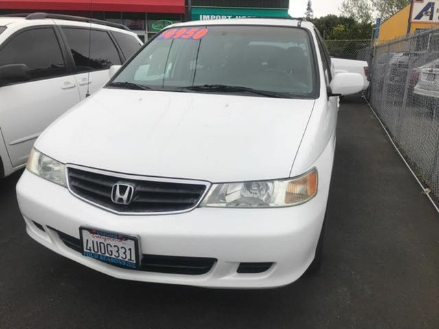 2002 Honda Odyssey EX FWD