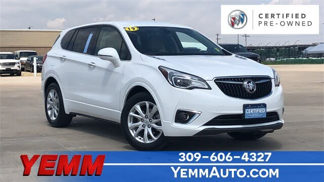 2019 Buick Envision FWD