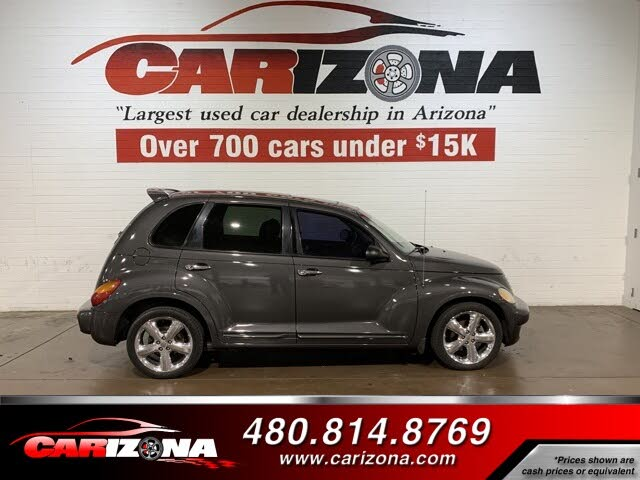 2004 Chrysler PT Cruiser GT Wagon FWD