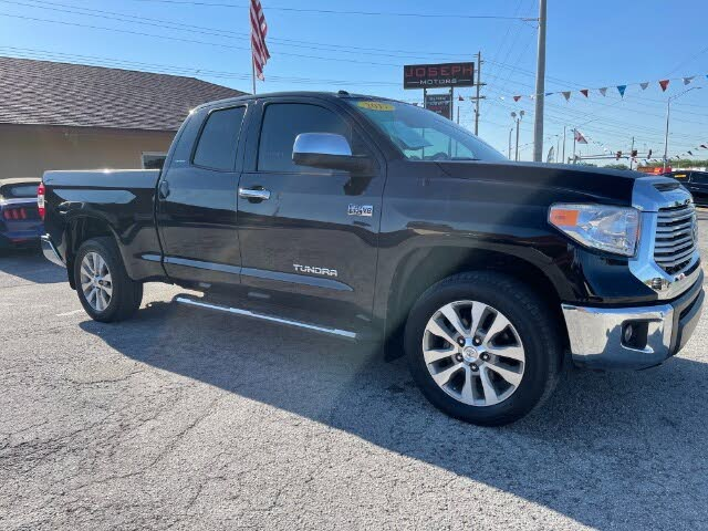 2017 Toyota Tundra Limited Double Cab 5.7L FFV