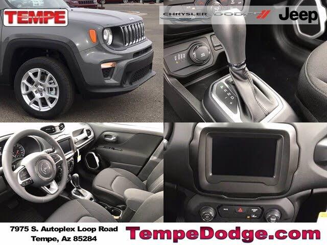 2021 Jeep Renegade Sport 4WD