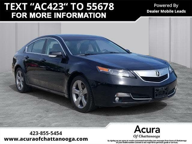 2014 Acura TL SH-AWD
