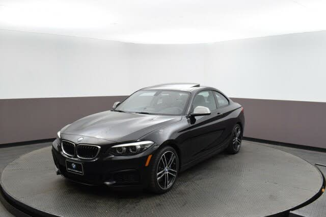 2018 BMW 2 Series M240i Coupe RWD