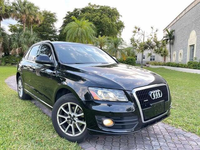 2010 Audi Q5 3.2 quattro Premium Plus AWD