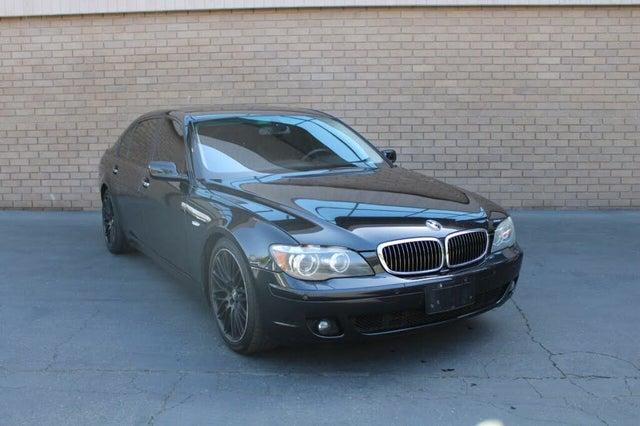 2008 BMW 7 Series 750Li RWD