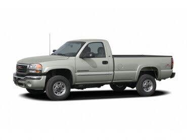 2005 GMC Sierra 2500HD 4 Dr Work Truck Extended Cab SB HD