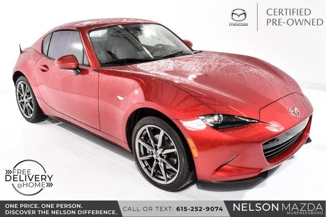 2017 Mazda MX-5 Miata RF Grand Touring RWD