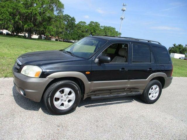 2004 Mazda Tribute LX V6