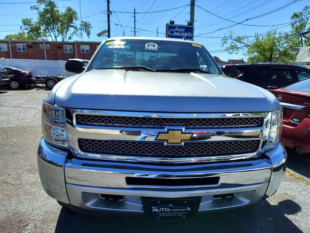 2012 Chevrolet Silverado 1500 LS Extended Cab 4WD