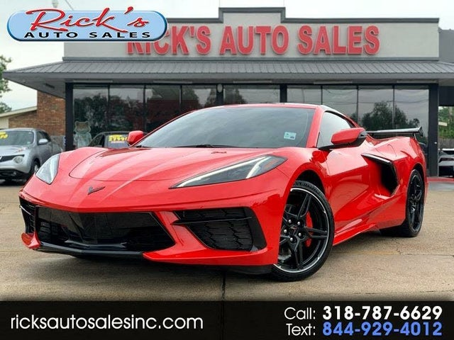2020 Chevrolet Corvette Stingray 1LT Coupe RWD