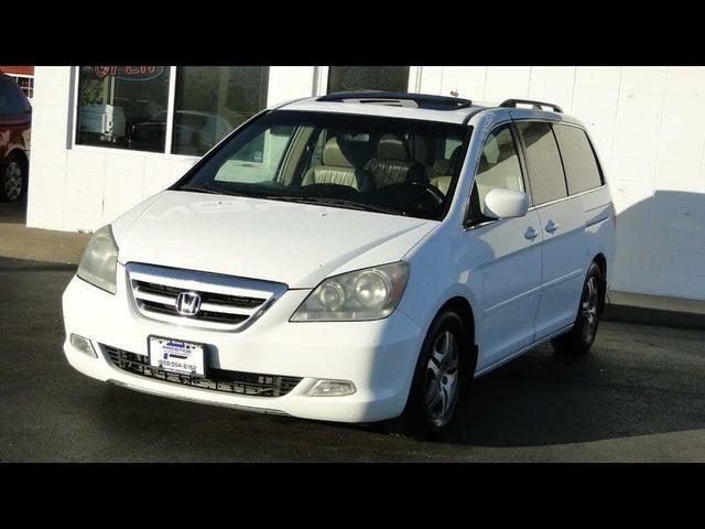 2006 Honda Odyssey EX-L FWD with DVD