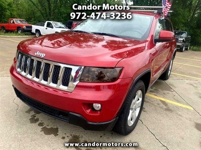 2011 Jeep Grand Cherokee Laredo X 4WD