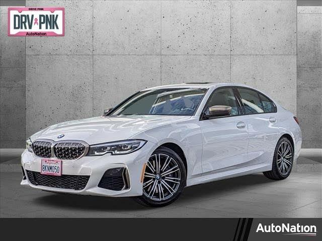 2020 BMW 3 Series M340i Sedan RWD