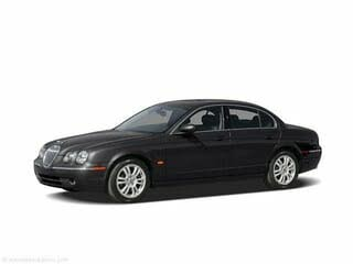 2006 Jaguar S-TYPE 3.0L V6 RWD