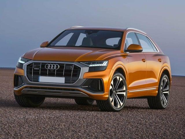 2021 Audi Q8 3.0T quattro Premium Plus AWD