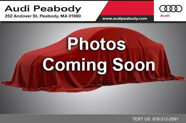2012 Audi A4 2.0T quattro Prestige Sedan AWD