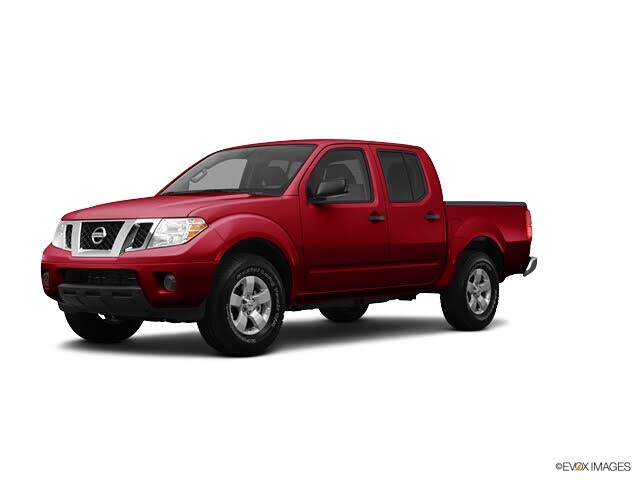 2012 Nissan Frontier SV V6 Crew Cab 4WD