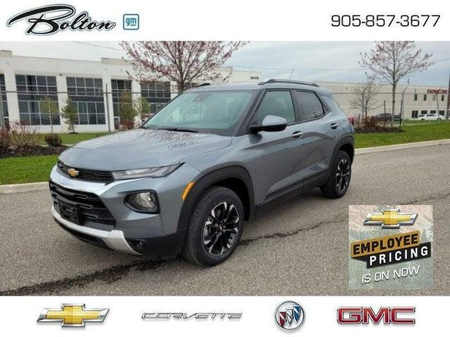 2021 Chevrolet Trailblazer LT AWD