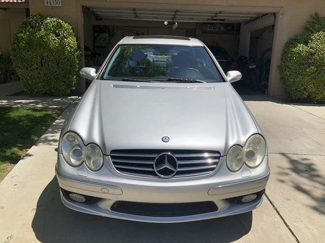 2003 Mercedes-Benz CLK-Class CLK AMG 55 Coupe