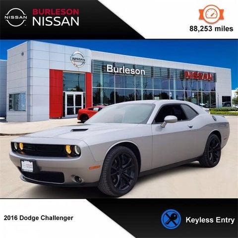 2016 Dodge Challenger SXT Plus RWD
