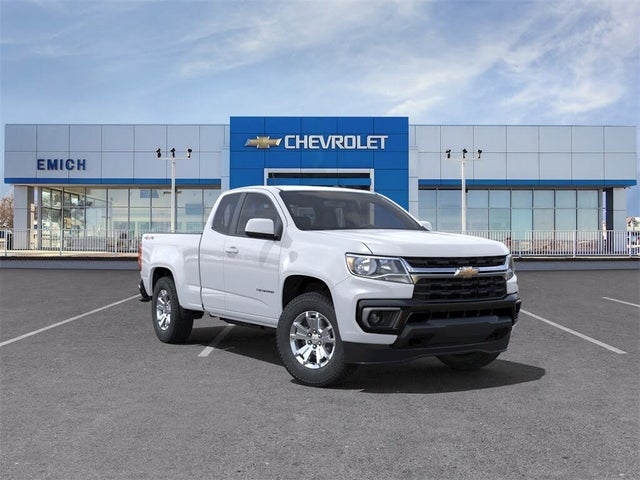 2021 Chevrolet Colorado LT Extended Cab 4WD