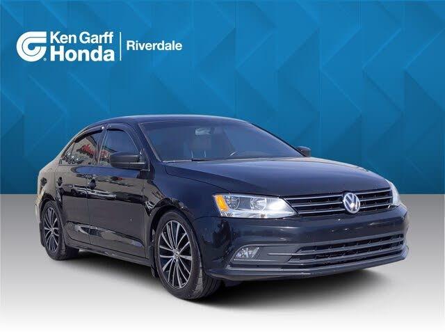 2016 Volkswagen Jetta 1.8T Sport FWD
