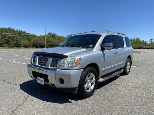 2007 Nissan Armada SE RWD