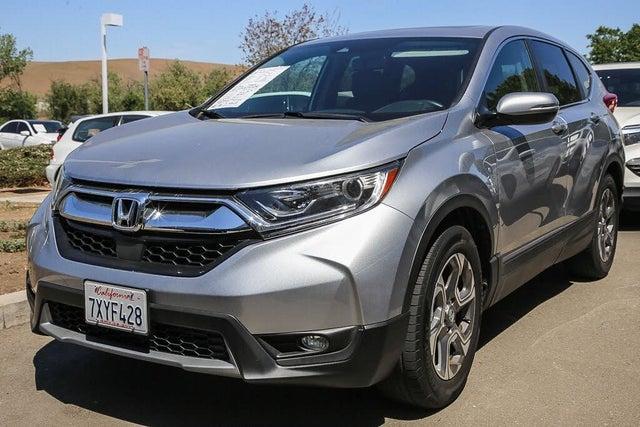 2017 Honda CR-V EX-L FWD