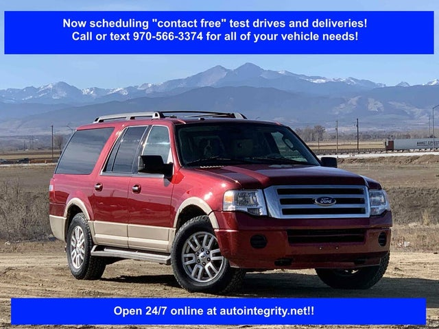 2013 Ford Expedition EL XLT 4WD