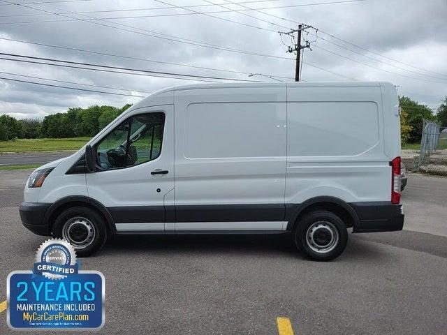 2018 Ford Transit Cargo 150 3dr SWB Medium Roof Cargo Van with Sliding Passenger Side Door